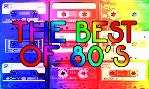 musica anni 80, top 10