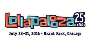 lollapalooza 2016, lineup