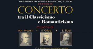 Concerto Musica Classica a Calcio (BG)
