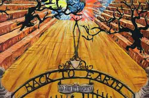 Old Rock City Orchestra Back to Earth
