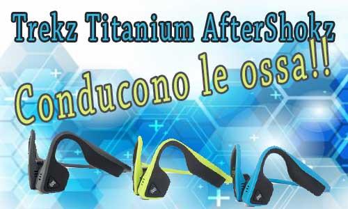 Trekz Titanium AfterShokz