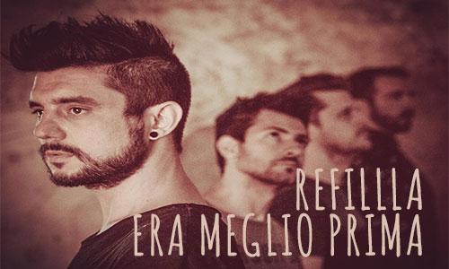 band italiane, refilla