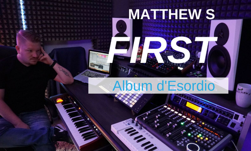 debutto, album, first, matthews