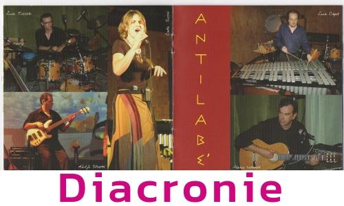 Album consigliato Diacronie Antilabè