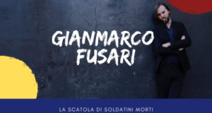 Gianmarco, Fusari, cantautore