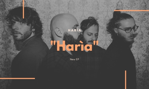 musica, ep, harìa, venezia