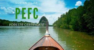 PEFC Italia certificato foreste