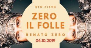 Renato Zero Album Zero il folle