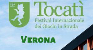 Tocatì Verona Festival Internazionale dei Giochi in Strada