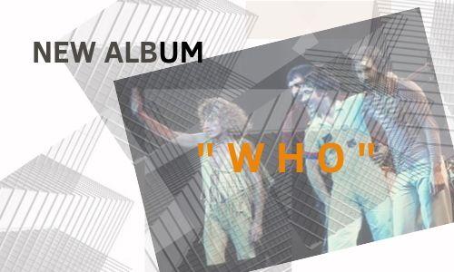 WHO Album musica