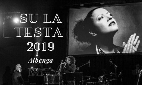 SU LA TESTA 2019