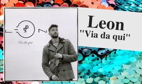Simone Leon Perron musica album Via da qui
