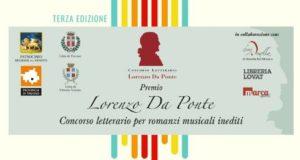 Concorso libri Lorenzo Da Ponte