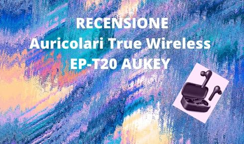 Auricolari True Wireless EP-T20 AUKEY