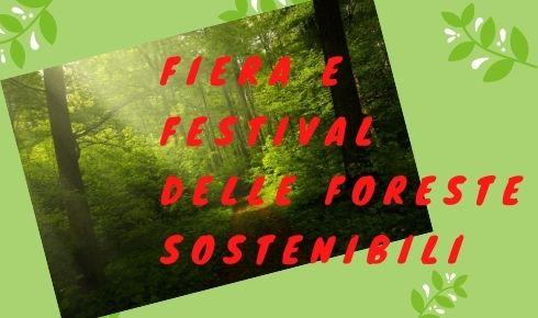Fiera e Festival delle Foreste Sostenibili a Longarone 2020