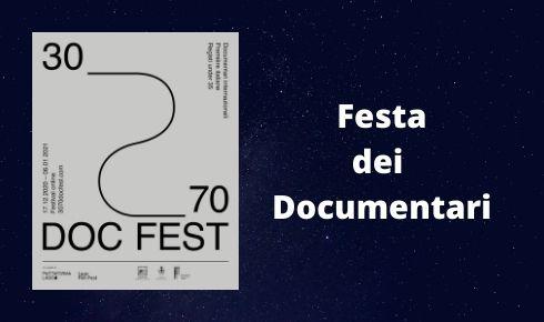 festa documentari
