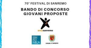 Iscrizioni Giovani Proposte Festival Sanremo 2020