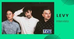 LevY Intervista Musica